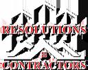 RESOLUTION CONTRACTORS